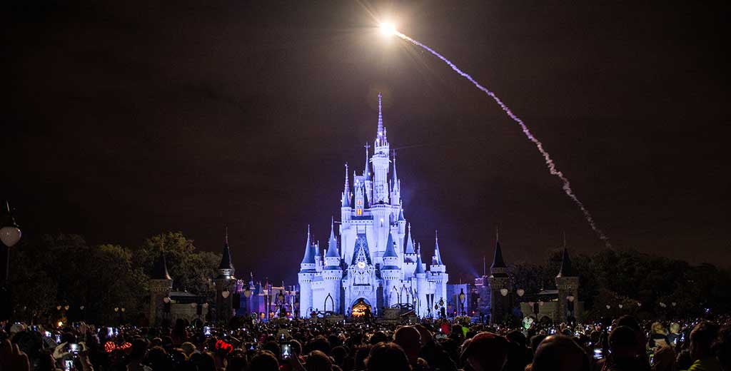 Drones and Disney