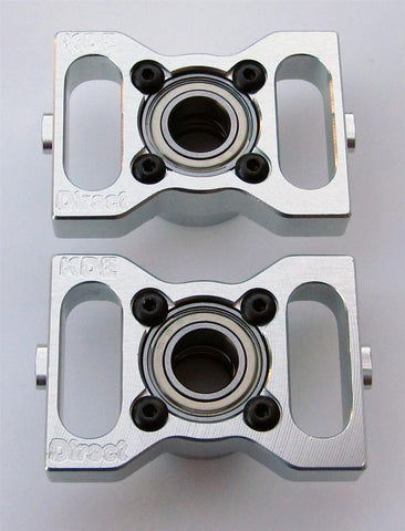 AT500-MBB-V2 Thrusted Metal Bearing Blocks V2 for ALIGN T-Rex 500 Electric Series Helicopters