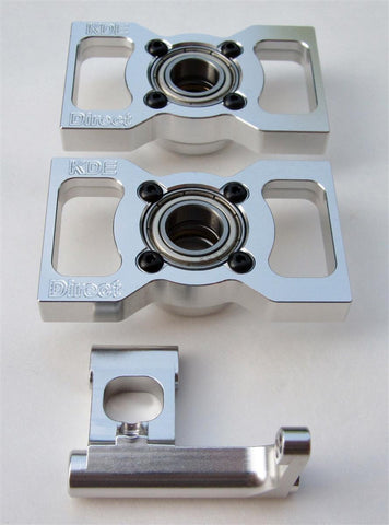 AT600P-MBB Thrusted Metal Bearing Block Set for ALIGN T-Rex 600 Pro Electric Series Helicopters