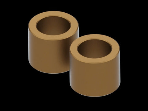 BSB-2325 Bronze Sleeve Bushing Kit for ALIGN T-Rex Series Performance Tail Upgrade V2/V3 Kits