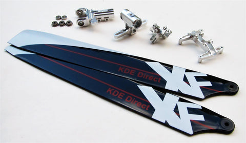 EB130X-KIT Upgrade Kit for E-Flite Blade 130 X Electric Series Helicopters