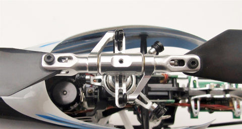 EB130X-MRHFB Flybarless Main Rotor Housing for E-Flite Blade 130 X Electric Series Helicopters