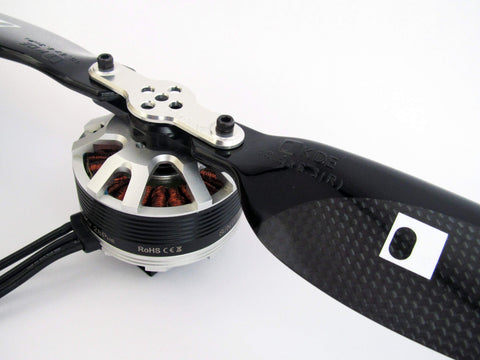 KDE-DPA-ML Propeller Blade Adapter (ML), Dual-Edition for Multi-Rotor (UAS) Series