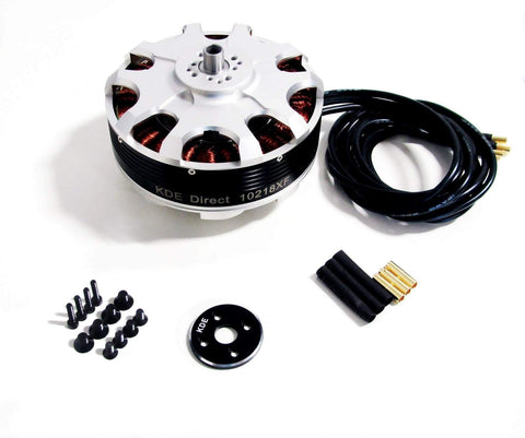 KDE10218XF-105 Brushless Motor for Heavy-Lift Electric Multi-Rotor (UAS) Series