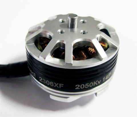 KDE2306XF-2050 Brushless Motor for Electric Multi-Rotor (sUAS) Series