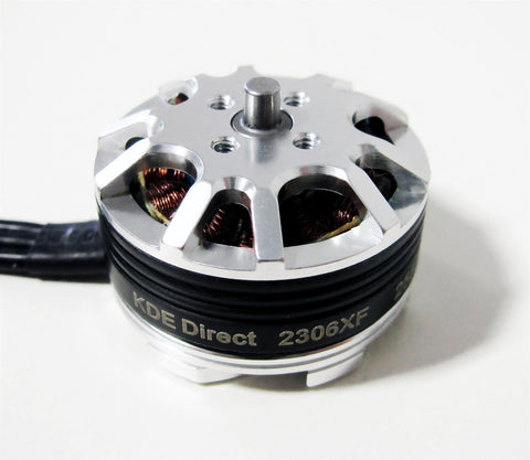 KDE2306XF-2550 Brushless Motor for Electric Multi-Rotor (sUAS) Series