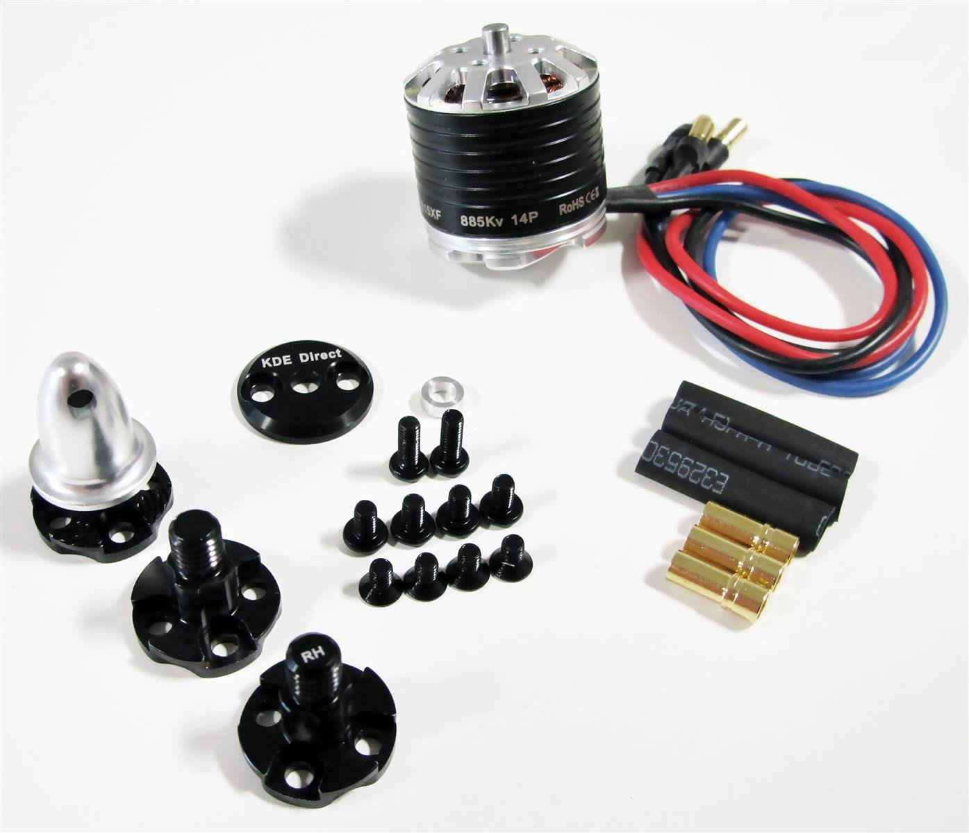 ... KDE2315XF-885 Brushless Motor for Electric Multi-Rotor (sUAS) Series ...