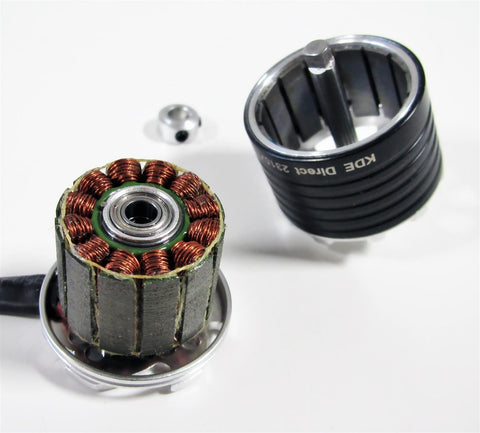 KDE2315XF-885 Brushless Motor for Electric Multi-Rotor (sUAS) Series