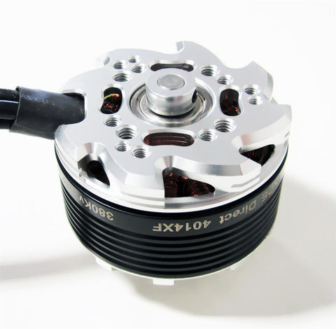 KDE4014XF-380 Brushless Motor for Heavy-Lift Electric Multi-Rotor (sUAS) Series