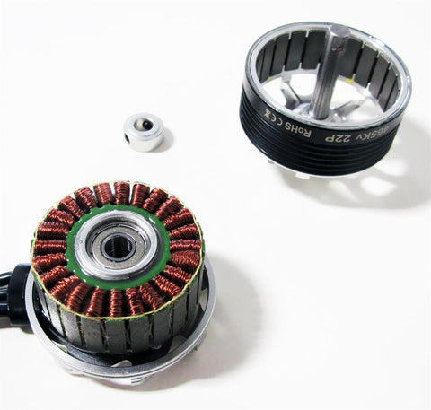 KDE4215XF-465 Brushless Motor for Heavy-Lift Electric Multi-Rotor (sUAS) Series