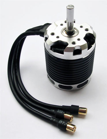KDE500XF-1350-G3 Brushless Motor for 500/550/600-Class Electric Single-Rotor Series