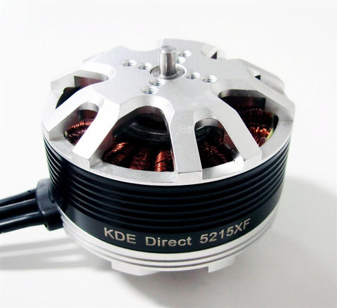 KDE5215XF-435 Brushless Motor for Heavy-Lift Electric Multi-Rotor (sUAS) Series