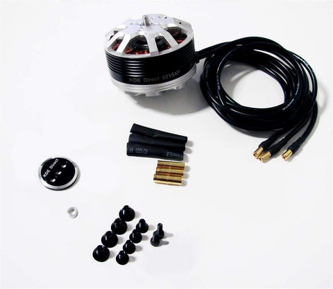 KDE5215XF-220 Brushless Motor for Heavy-Lift Electric Multi-Rotor (UAS) Series