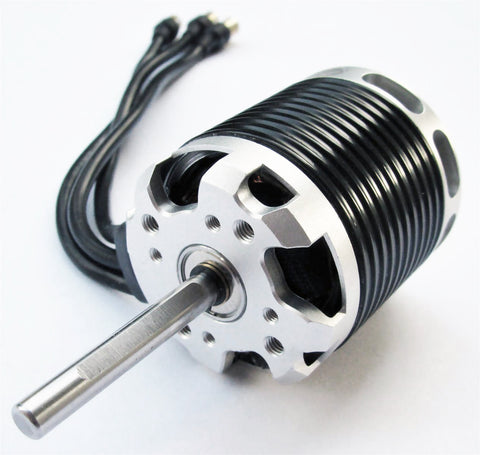KDE550XF-1200-G3 Brushless Motor for 500/550/600-Class Electric Single-Rotor Series