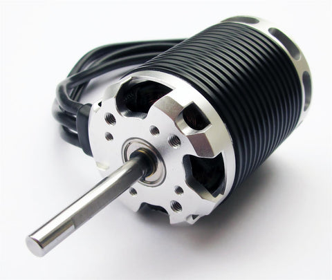 KDE600XF-530-G3 Brushless Motor for 550/600/650-Class Electric Helicopter Series