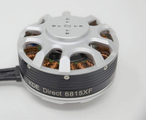 KDE6815XF-205 Brushless Motor for Heavy-Lift Electric Multi-Rotor (UAS) Series