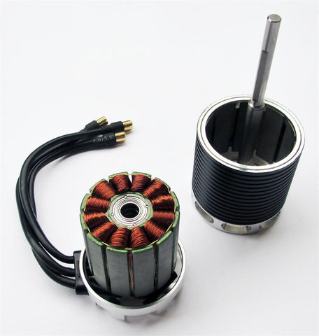 KDE700XF-455-G3 Brushless Motor for 700/750/800-Class Electric Single-Rotor Series