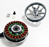 KDE7208XF-135 Brushless Motor for Heavy-Lift Electric Multi-Rotor (UAS) Series