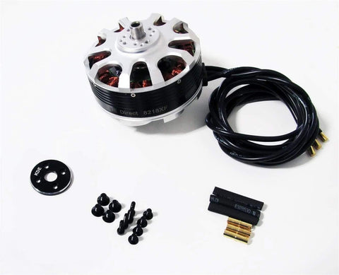 KDE8218XF-120 Brushless Motor for Heavy-Lift Electric Multi-Rotor (UAS) Series