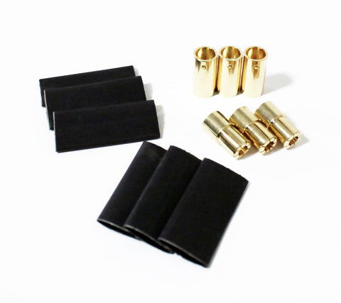 KDEXF-BC65 XF Series Bullet Connector Kit, 6.5mm