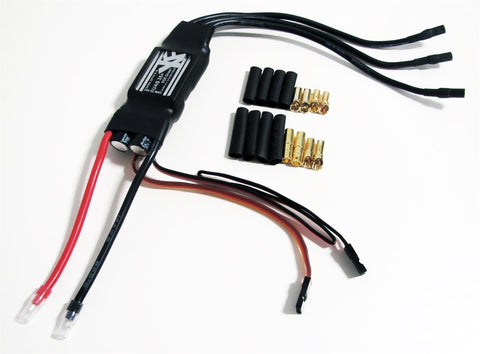 KDEXF-UAS35 35A+ Electronic Speed Controller (ESC) for Electric Multi-Rotor (sUAS) Series