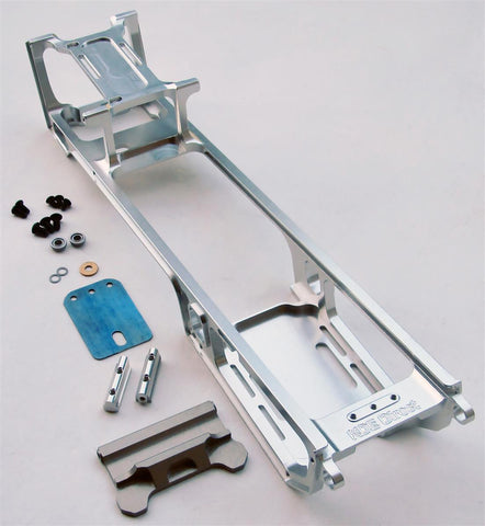 SG500-BTSA Battery Tray System Assembly for SAB Heli Division Goblin 500 Series Helicopters