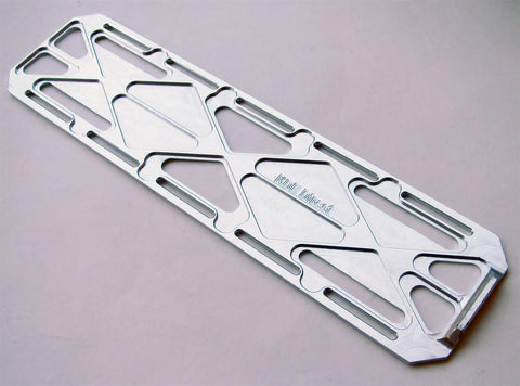 SG500-BTU Battery Tray Upgrade for SAB Heli Division Goblin 500 Series Helicopters