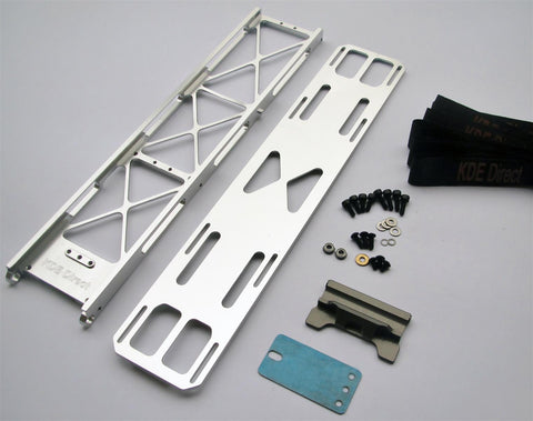 SG630/700/770-BTSA-V2 Battery Tray System Assembly V2 for SAB Heli Division Goblin 630/700/770 Series Helicopters