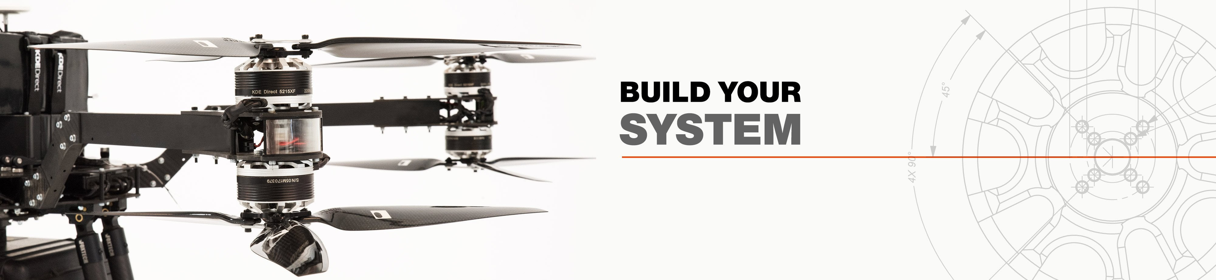 Build Your System Banner