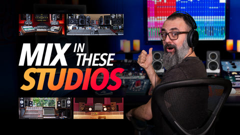 Chris Selim from Mixdown Online Reviews Immerse Virtual Studio