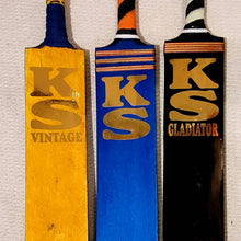 Load image into Gallery viewer, KS Tape Ball Bat (Vintage, Club & Gladiator)