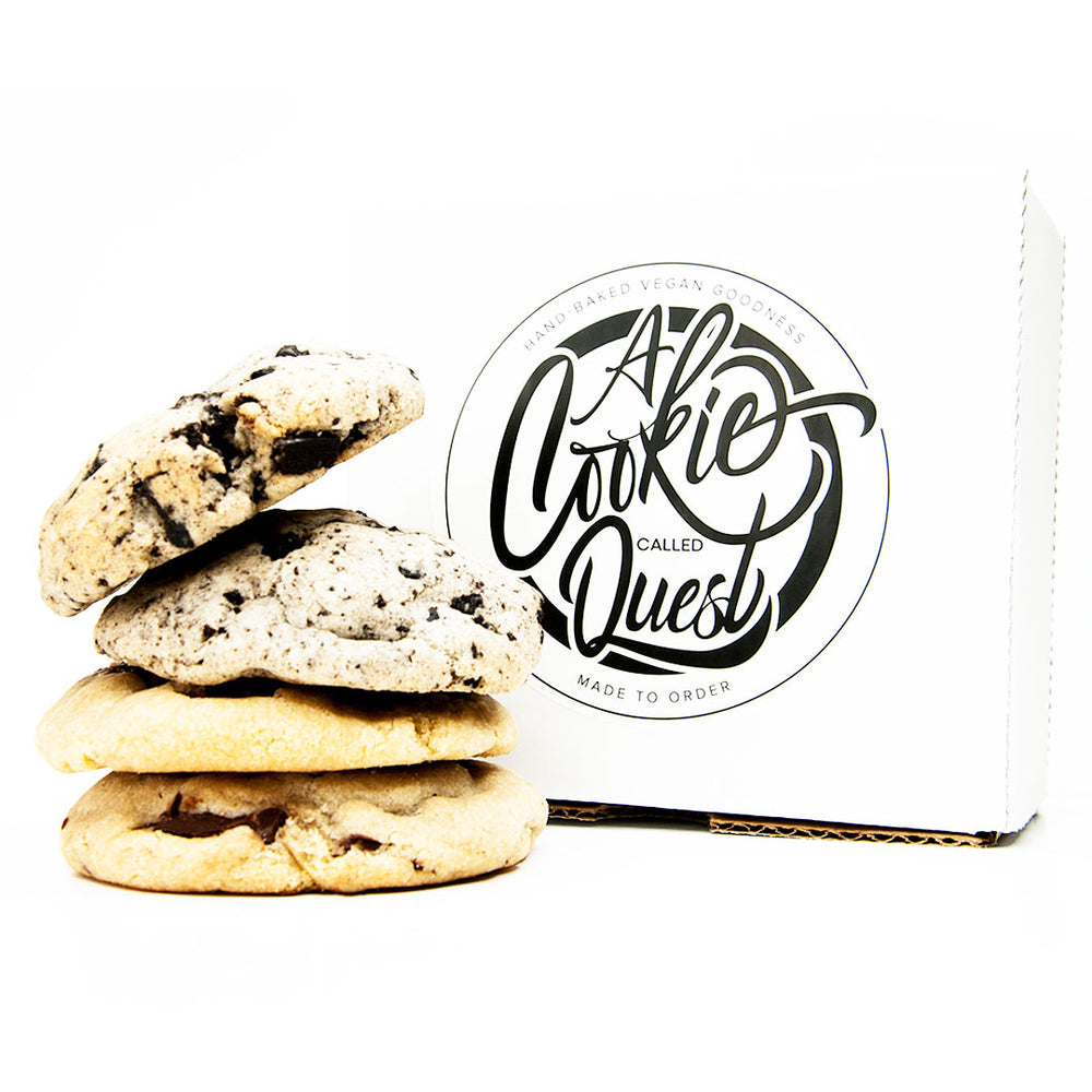 Remix Pack - 3 Chocolate Chip & 3 Stuffed Crushed Oreo