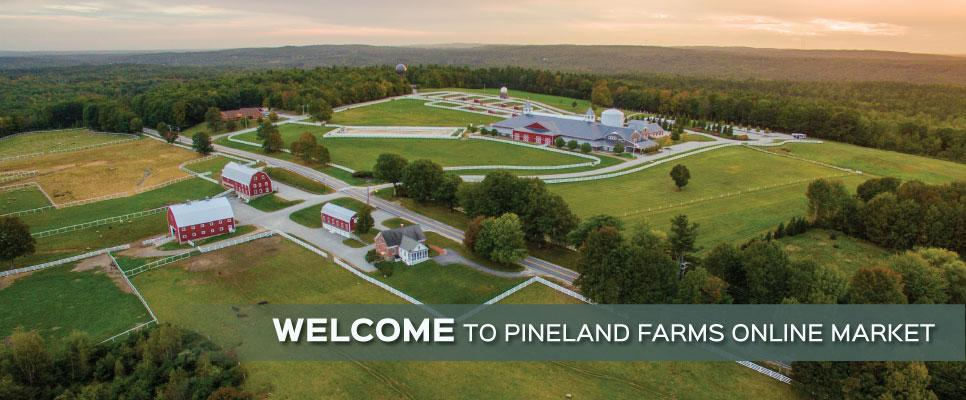 Welcome to Pineland Farms Online Shop