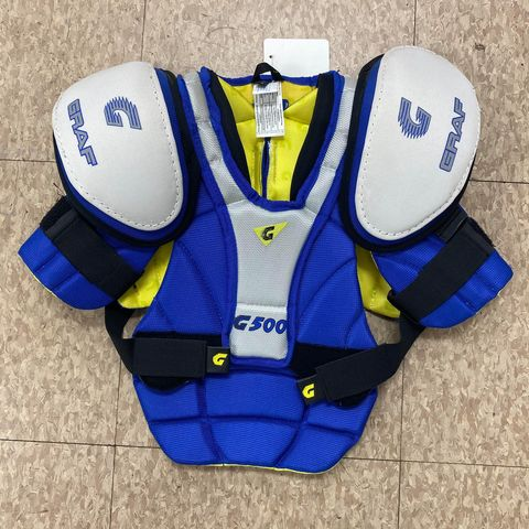 Graf G500 Shoulder Pads Junior