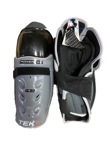 Powertek V5.0 Shin Guards Youth