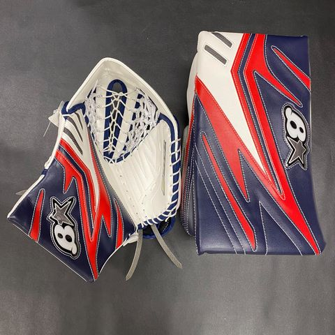 Brian's Optik 2 Pro Blocker Catcher Set Senior