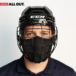 CCM Skater Game on Mask for Player Cage