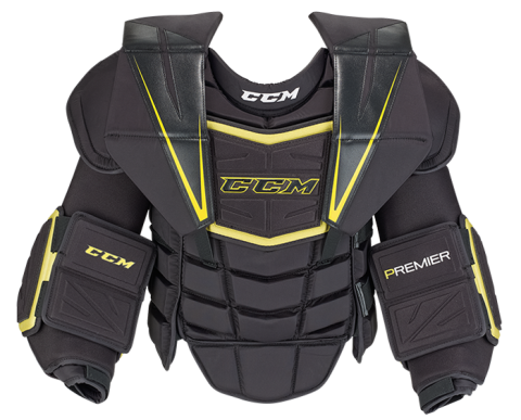 CCM Premier 1.5 Goalie Chest Protector Junior