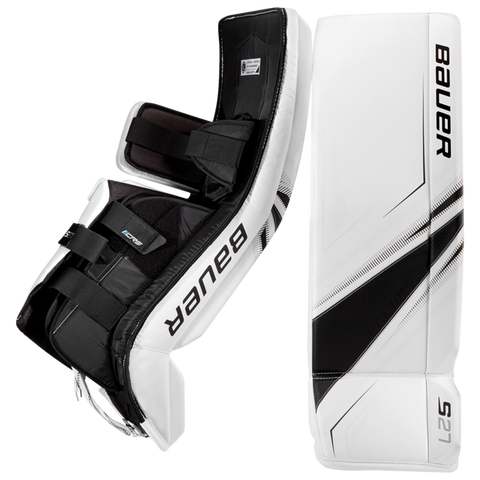 Bauer Supreme S27 Goalie Leg Pads Junior