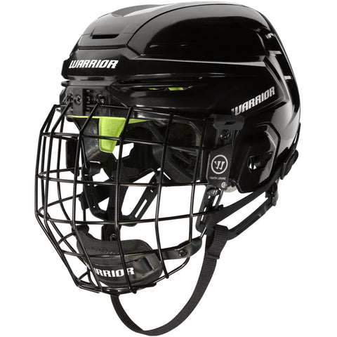 Warrior Alpha One Youth Helmet Combo