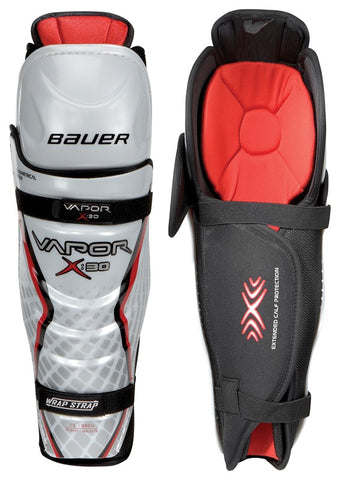 Bauer Vapor X:30 Shin Guards Junior