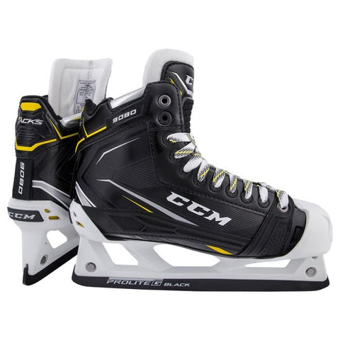 CCM Super Tacks 9080 Goal Skates Senior