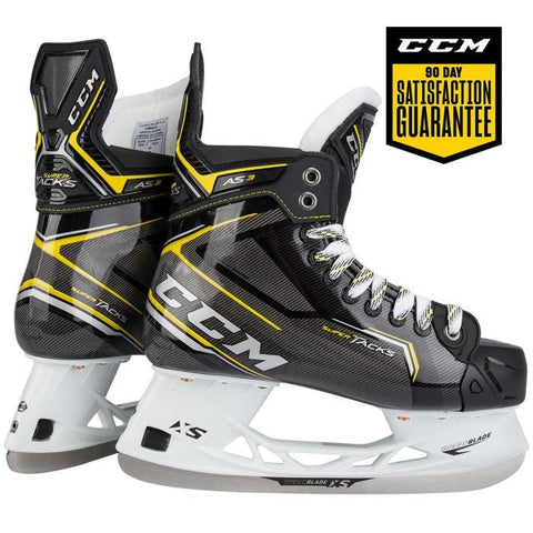 CCM SuperTacks AS3 Player Skates Junior Intermdiate