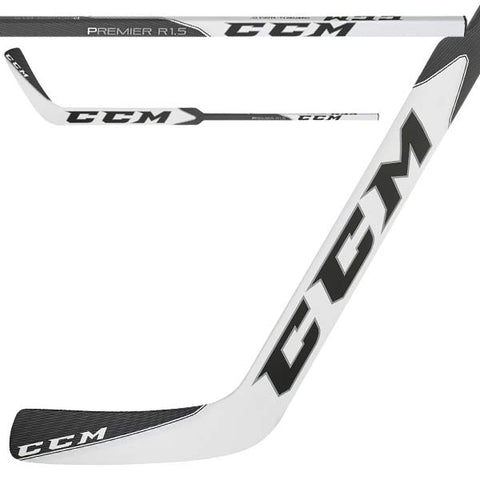 CCM Premier R1.5 Goal Stick Senior Full Right