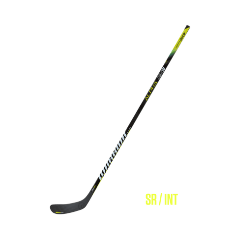 Warrior Alpha DX3 Grip Player Stick Senior