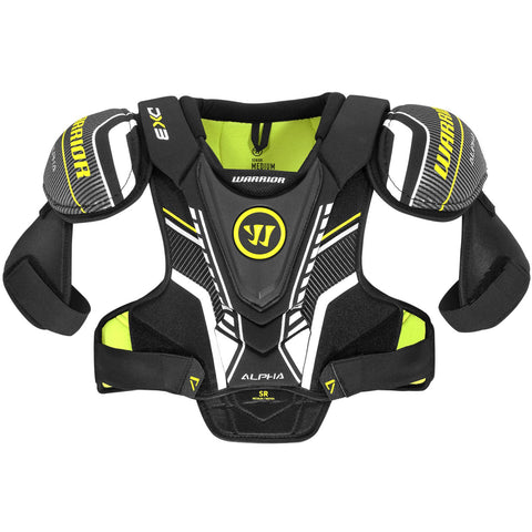 Warrior DX3 Shoulder Pads Senior