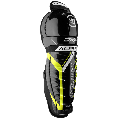 Warrior Alpha DX4 Shin Guards Senior