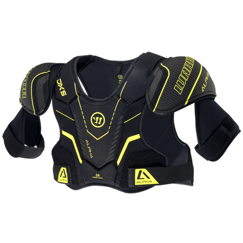 Warrior Alpha DX5 Shoulder Pads Senior