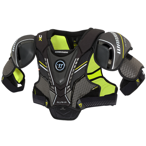 Warrior Alpha DX Shoulder Pads Senior