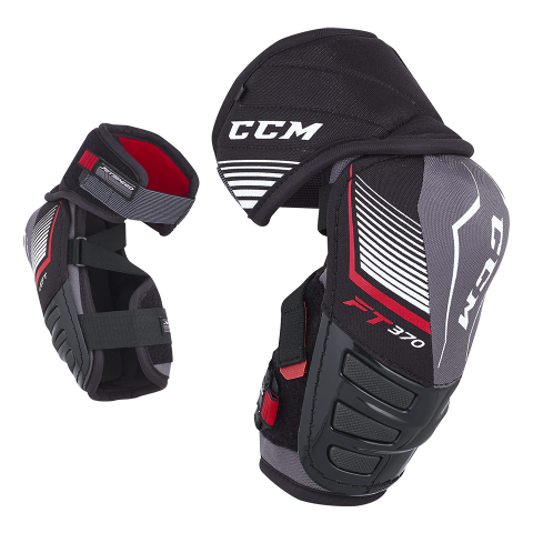 CCM JetSpeed FT370 Elbow Pads Junior